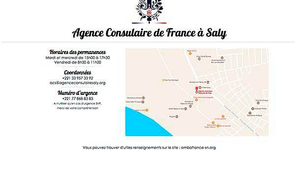 Agence Consulaire