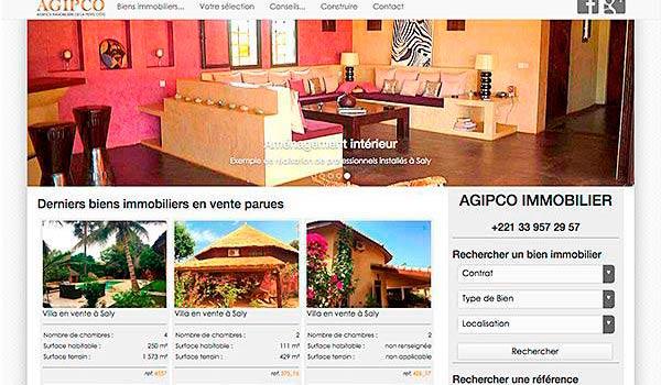 Agipco Immobilier