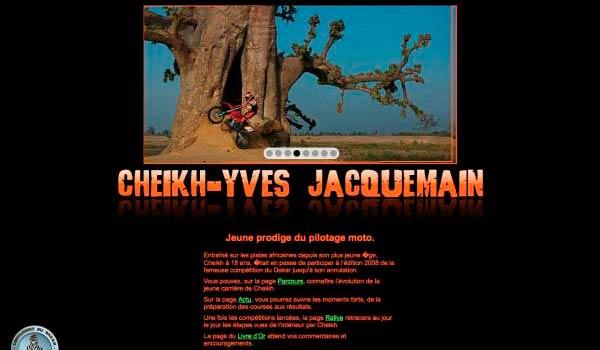 Cheikh-Yves Jacquemain