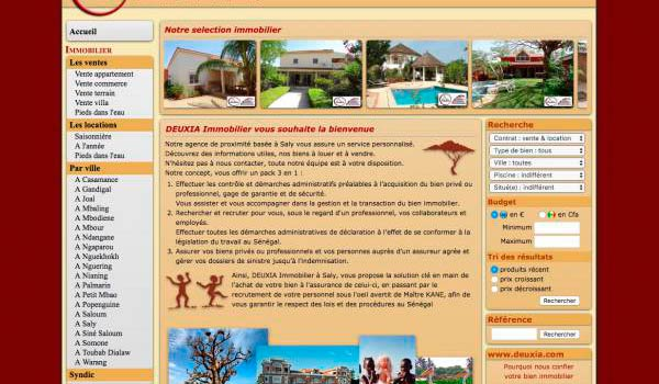 Deuxia Immobilier