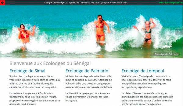 Les Ecolodges du Sénégal