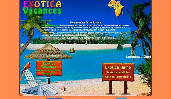 Exotica Vacances