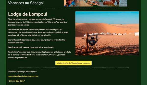 Go Sénégal