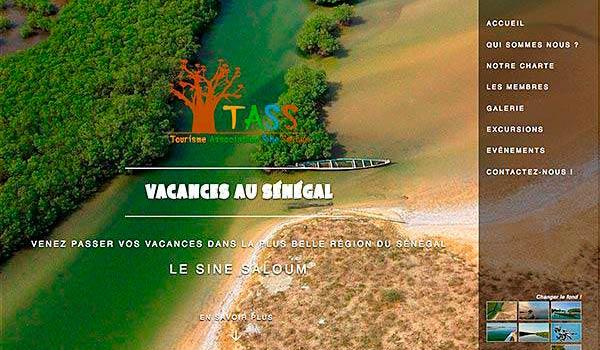 Sine et Saloum, Sénégal